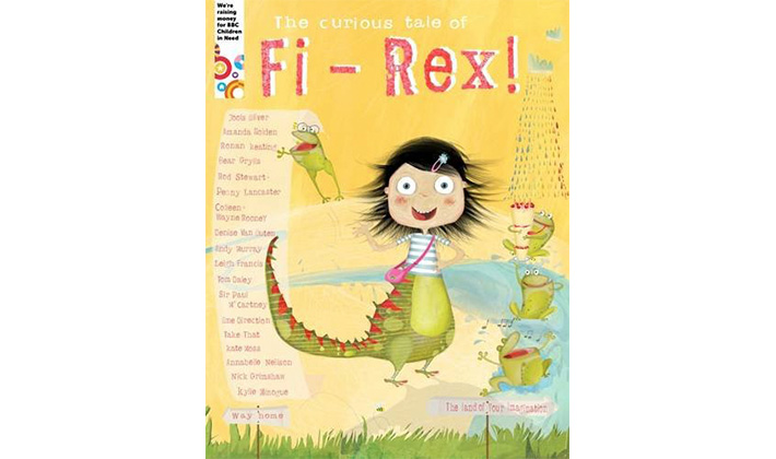 The Curious Tale of Fi-Rex!