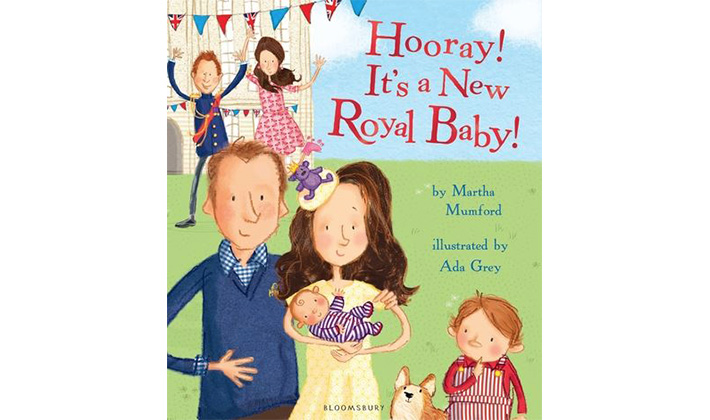 Hooray! It's a New Royal Baby