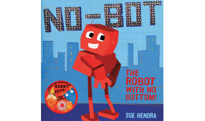 No-Bot: The Robot with No Bottom