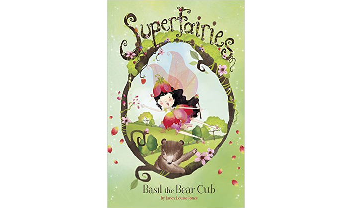 Superfairies: Basil the Bear Cub