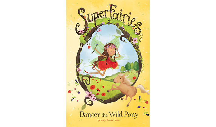 Superfairies: Dancer and the Wild Pony