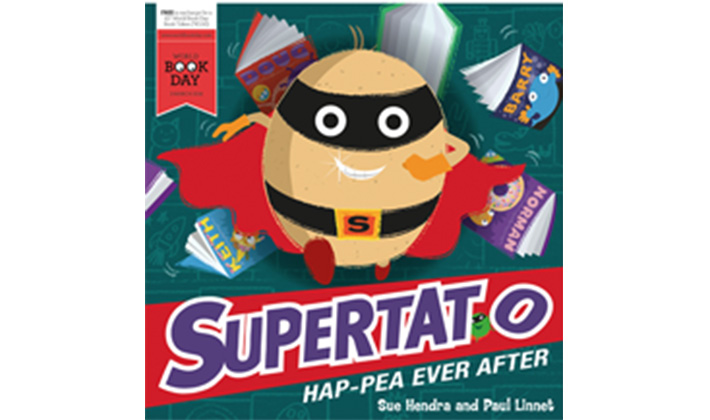 Supertato: Hap-Pea Ever After