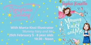 Storytime Sunday- Marta Kissi  featuring 'Mummy Fairy and Me' @ The Bright Emporium | England | United Kingdom