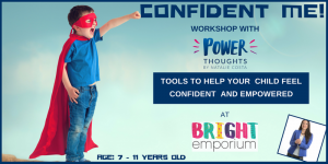 Power thoughts - Confident Me! @ The Bright Emporium | England | United Kingdom