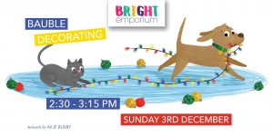 Christmas Bauble Making @ The Bright Emporium | England | United Kingdom
