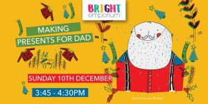 DIY Christmas presents for Dad @ The Bright Emporium | England | United Kingdom