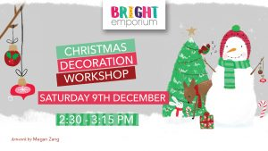 Christmas Decoration Workshop @ The Bright Emporium | England | United Kingdom