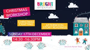 The Emporium Christmas Workshop @ The Bright Emporium | England | United Kingdom